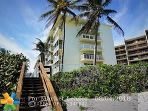 Photo of 1161 Hillsboro Mile #301, Hillsboro Beach, FL 33062 (MLS # F10134708)