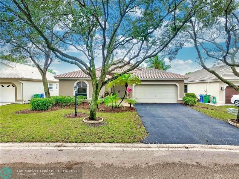 5713 NW 48th Ct, Coral Springs, FL 33067 - #: F10266709