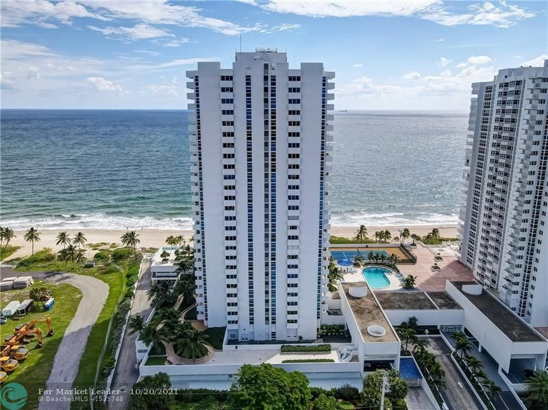 1360 S Ocean Blvd #306, Pompano Beach, FL 33062 - #: F10304709