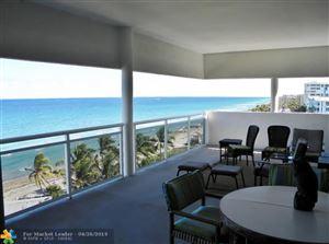 Photo of 500 SE 21st Ave #801, Deerfield Beach, FL 33441 (MLS # F10172711)