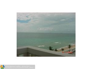 Photo of 4010 GALT OCEAN DR #706, Fort Lauderdale, FL 33308 (MLS # F1285711)