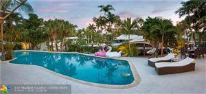 Photo of 28 pelican isle, Fort Lauderdale, FL 33301 (MLS # F10082712)