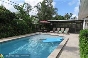 Photo of Listing MLS f10167713 in 2801 NE 10th Ave Wilton Manors FL 33334