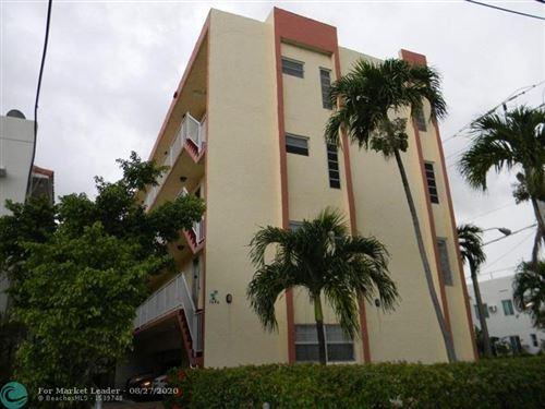 Foto de inmueble con direccion 7646 Abbott Avenue #3 Miami Beach FL 33141 con MLS F10245713