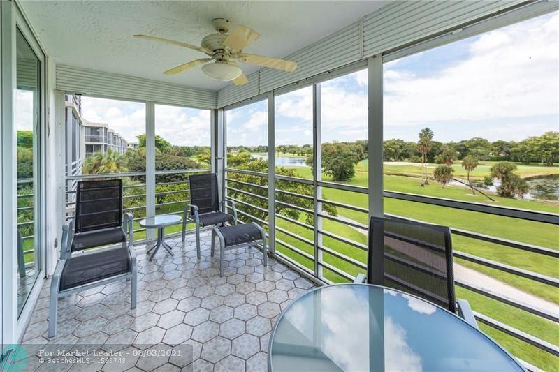 Photo of 808 Cypress Blvd #409, Pompano Beach, FL 33069 (MLS # F10293713)