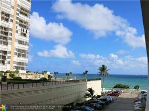 Photo of 4250 Galt Ocean Dr #3C, Fort Lauderdale, FL 33308 (MLS # F10117714)