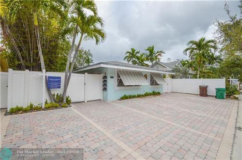 Photo of 1641 NE 3rd Ct #1, Fort Lauderdale, FL 33301 (MLS # F10214714)