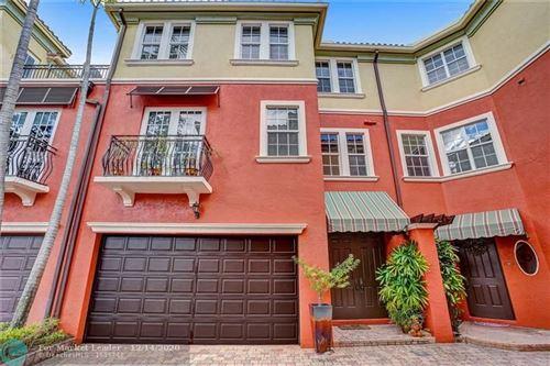 Photo of 1841 NE 26th Ave #1841, Fort Lauderdale, FL 33305 (MLS # F10262714)