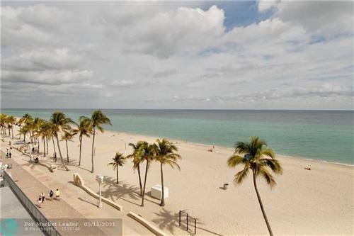 Photo of 400 N SURF RD #1004, Hollywood, FL 33019 (MLS # F10283714)
