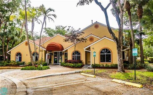 Photo of 1166 Coral Club Dr #1166, Coral Springs, FL 33071 (MLS # F10289714)