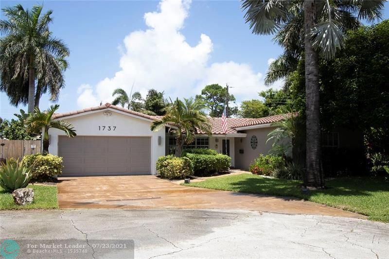 Photo of 1737 NE 58th St, Fort Lauderdale, FL 33334 (MLS # F10293715)