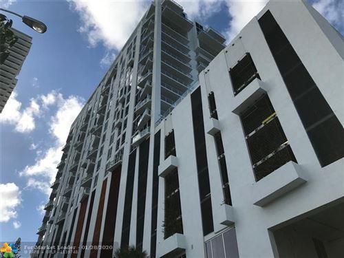 Photo of 601 NE 27th Street #1708, Miami, FL 33137 (MLS # F10213716)