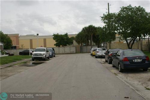 Foto de inmueble con direccion 1707 Thomas St Hollywood FL 33020 con MLS F10234716