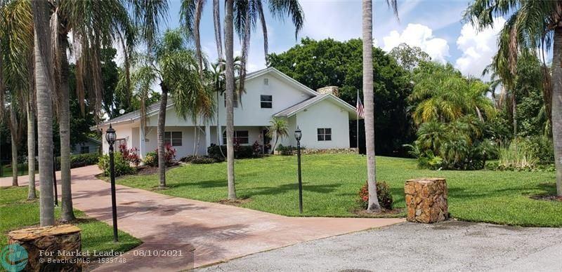 11811 SW 3rd St, Plantation, FL 33325 - #: F10295716