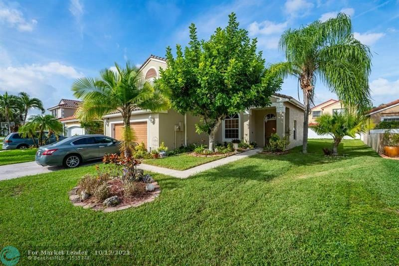 Photo of 1142 NW 174th Ave, Pembroke Pines, FL 33029 (MLS # F10302716)