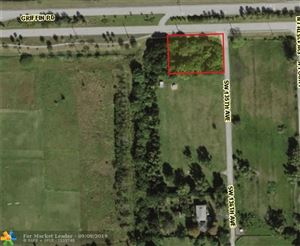 Photo of 0 SW 135th Ave, Southwest Ranches, FL 33330 (MLS # F10192717)