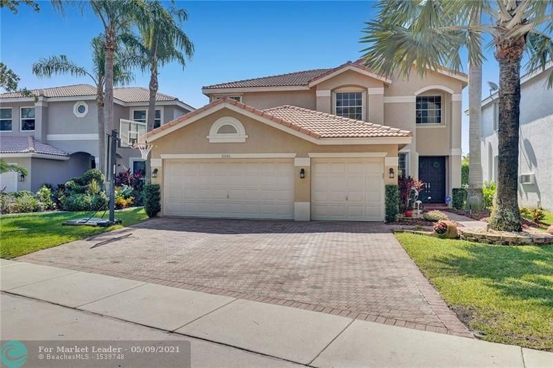 5345 NW 120th Ave, Coral Springs, FL 33076 - #: F10283717