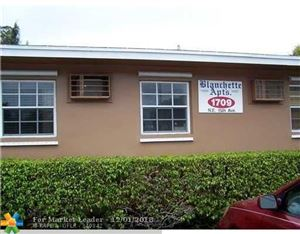 Photo of 1709 NE 15th Ave #1, Fort Lauderdale, FL 33305 (MLS # F10151718)