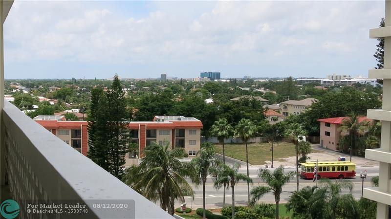 Photo of 4250 Galt Ocean Dr #7E, Fort Lauderdale, FL 33308 (MLS # F10222718)