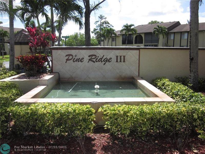 302 Pine Ridge Cir #B-2, Greenacres, FL 33463 - #: F10293718