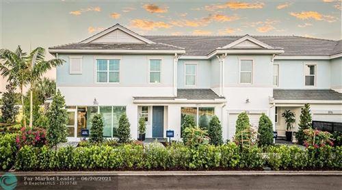 Photo of 554 Parsons Way, Deerfield Beach, FL 33442 (MLS # F10289719)