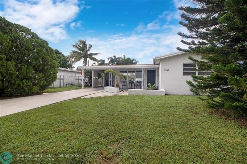 3507 SW 14th St, Fort Lauderdale, FL 33312 - #: F10250719