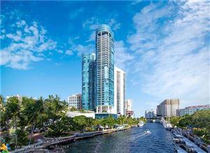 Photo of 333 LAS OLAS WAY #2803, Fort Lauderdale, FL 33301 (MLS # F10167720)