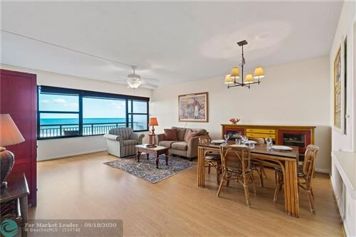 Photo of 3800 Galt Ocean Dr #301, Fort Lauderdale, FL 33308 (MLS # F10248720)