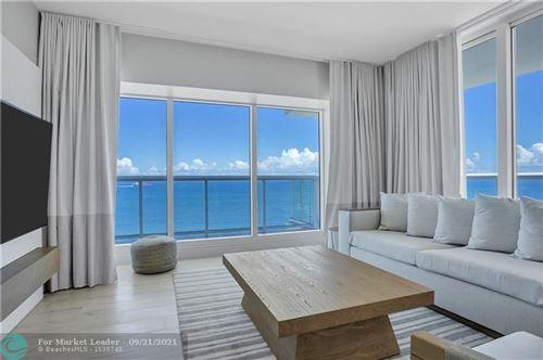 Photo of 505 N Fort Lauderdale Beach Blvd #1117, Fort Lauderdale, FL 33304 (MLS # F10300721)