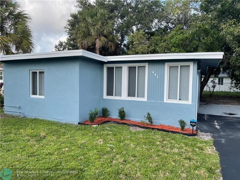 441 NW 16th Ave, Fort Lauderdale, FL 33311 - #: F10286721