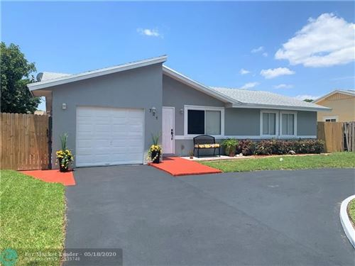 Photo of Listing MLS f10229722 in 721 SW 79th Ave North Lauderdale FL 33068