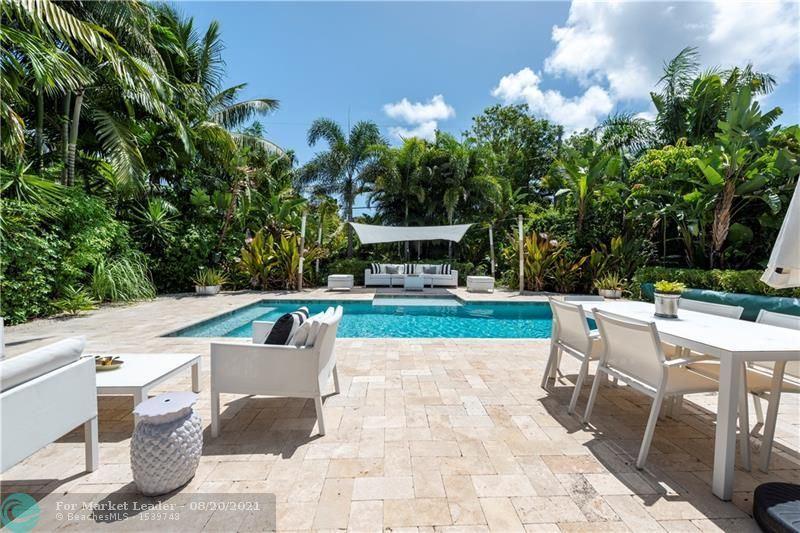 Photo of 1528 NE 17th Ter, Fort Lauderdale, FL 33304 (MLS # F10297722)