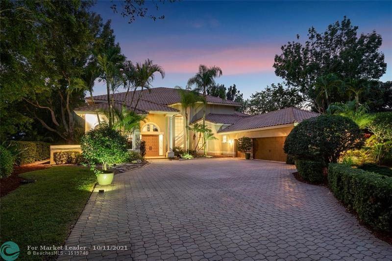 Photo of 7410 N Cypresshead Drive, Parkland, FL 33067 (MLS # F10303722)