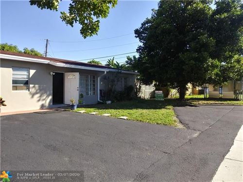Photo of Listing MLS f10214723 in 1650 SW 63 Terrace North Lauderdale FL 33068