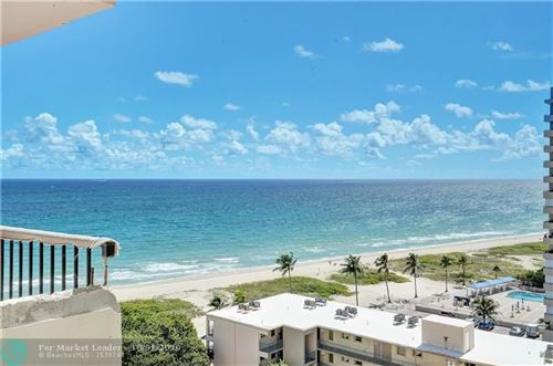 Photo of 1900 S Ocean Blvd #11A, Lauderdale By The Sea, FL 33062 (MLS # F10250723)