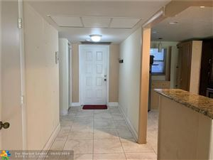 Photo of 2850 Forest Hills Blvd #116, Coral Springs, FL 33065 (MLS # F10193724)