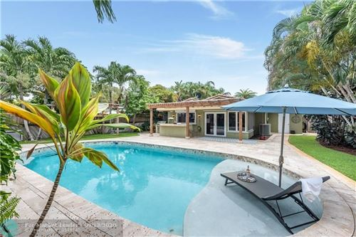 Photo of 1416 NE 16th Ter, Fort Lauderdale, FL 33304 (MLS # F10236724)