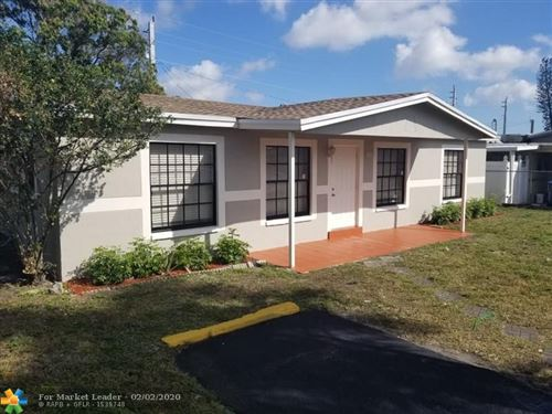 Photo of Listing MLS f10214726 in 3351 NW 18th Pl Lauderhill FL 33311