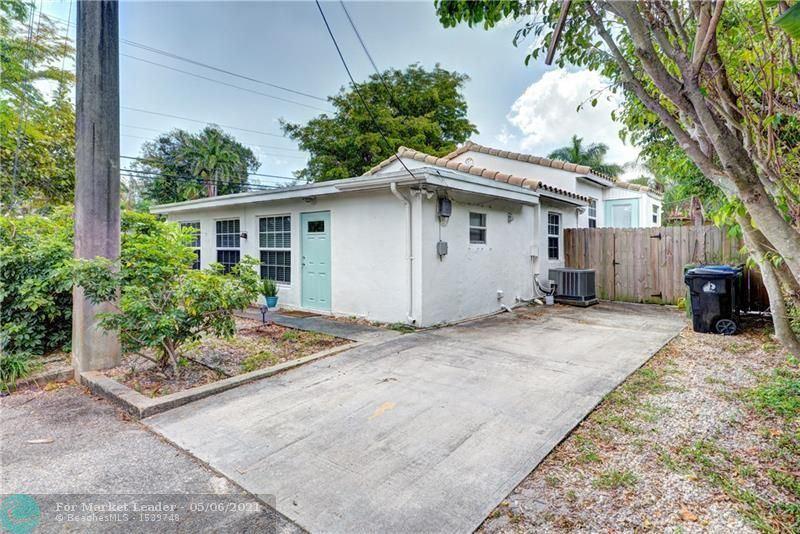 Photo of 1145 NE 18TH AVE, Fort Lauderdale, FL 33304 (MLS # F10279726)