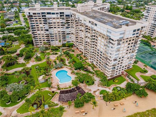 Photo of 5100 N Ocean Blvd #312, Lauderdale By The Sea, FL 33308 (MLS # F10252727)