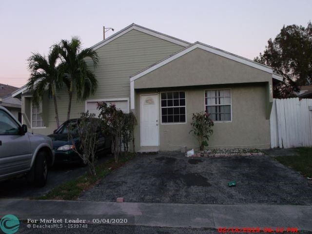 North Lauderdale, FL 33068