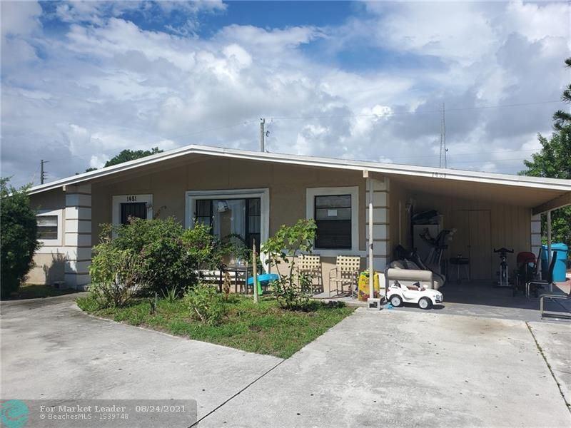 1481 NW 1st St, Boynton Beach, FL 33435 - #: F10297727