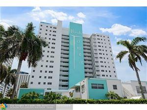 Photo of 3003 Terramar St #1702, Fort Lauderdale, FL 33304 (MLS # F10115728)