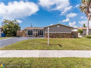 Photo of 11390 NW 37th Pl, Sunrise, FL 33323 (MLS # F10185728)