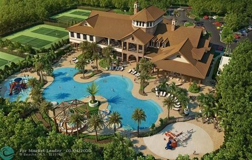 Photo of 9722 Blue Isle Bay, Parkland, FL 33076 (MLS # F10227728)