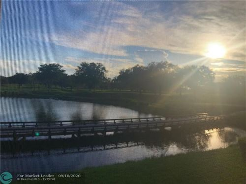Photo of 3001 W Rolling Hills Cir #204, Davie, FL 33328 (MLS # F10247728)