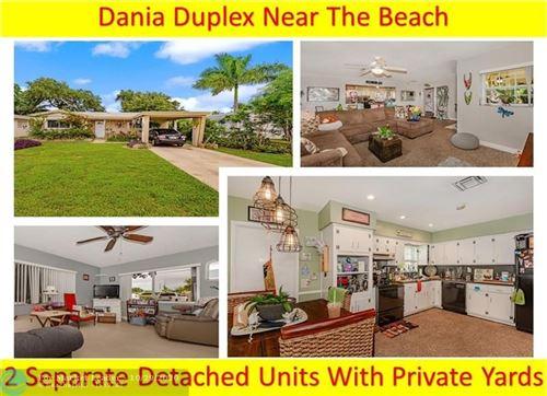 Photo of 278 SW 9th St-, Dania Beach, FL 33004 (MLS # F10255728)