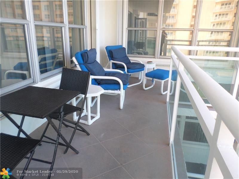 Photo of 3900 Galt Ocean Drive #405, Fort Lauderdale, FL 33308 (MLS # F10213728)