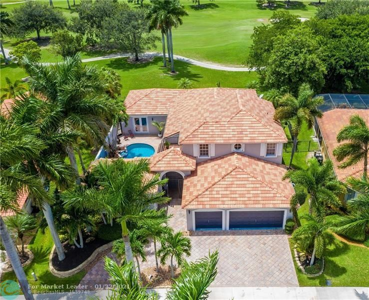 2453 Eagle Run Dr, Weston, FL 33327 - #: F10241728
