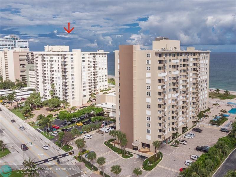 1900 S Ocean Blvd #14B, Pompano Beach, FL 33062 - MLS#: F10264728